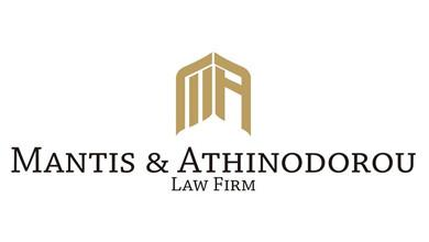 Mantis & Athinodorou Law Firm Logo