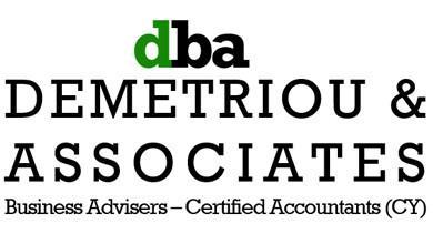 Demetriou & Associates Business Advisers Logo