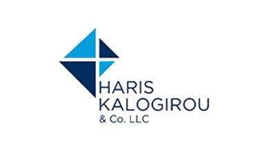 Haris Kalogirou Logo